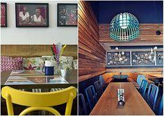#Restaurantes e #Bares – 10 ideias #econômicas #decoração #design