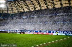 The local football team - LECH Poznan
