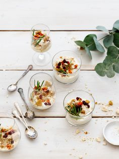 Eton mess   K-Ruoka  #joulu #jälkiruoka Eton Mess, Panna Cotta, Sweets, Baking, Ethnic Recipes, Desserts, Food, Sweet Pastries, Postres