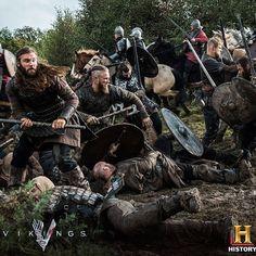 #Vikings #war #RagnarLothbrok