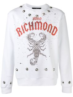 JOHN RICHMOND . #johnrichmond #cloth #sweatshirt