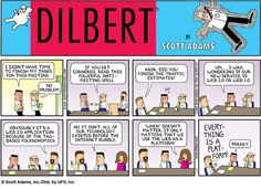 dilbert on web 2.0