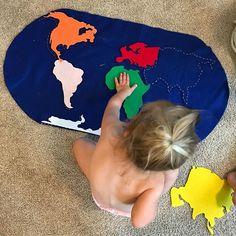 DIY Montessori conti