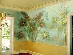 Decorative Art   Decorative wall painting, wall painting