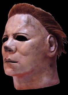 Halloween II Michael Myers mask by Trick or Treat Studios