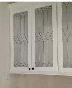 faux leaded glass, crafts, kitchen cabinets
