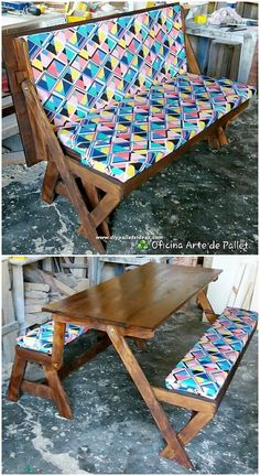 Use Pallet Wood Projects to Create Unique Home Decor Items – Hobby Is My Life Cool Woodworking Projects, Diy Pallet Projects, Wood Projects, Pallet Ideas, Woodworking Plans, Recycled Furniture, Pallet Furniture, Rustic Furniture, Unique Home Decor