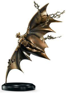 Batman Begins Bronze Statue Sculpture