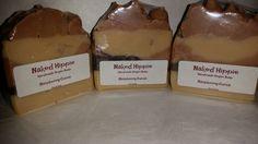 Raspberry cocoa. Handmade vegan soap.  Artisan. Small batch.  www.etsy.com/shop/NakedHippieSoapCo  Nakedhippiesoaping@gmail.com Facebook- Naked Hippie Soap Co iG- @nakedhippiesoap
