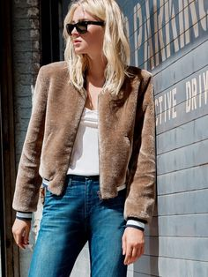 Stylish Fall Looks You Can Actually Wear Right Now via @WhoWhatWear
