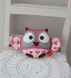 owl toy - bjl