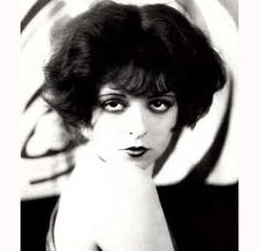 "Clara Bow, the ""It"" girl."