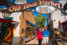 Old Town Market 4010 Twiggs Street San Diego, CA 92101