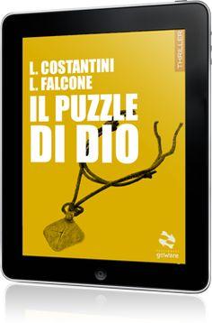 """""""Il puzzle di Dio"""" è un romanzo sorprendente e incredibilmente avvincente. Divertente, oserei dire, sebbene lo spazio all'umorismo sia ben poco."""