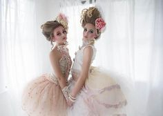 Marieantoniette tutu set, Exclusive desing! I personally made this corset and tutu along with the flower crown for this amazing editorial shoot! This pi
