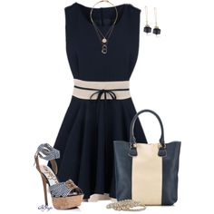 """""""Nautical Style"""" by kginger on Polyvore"""