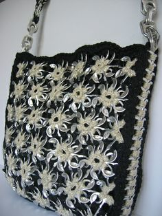 pop tab purse | next looking for something a little smaller pop tab purse