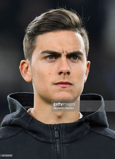 Paulo Exequiel Dybala of Juventus looks on before the Serie A match between Juventus and FC Crotone at Allianz Stadium on November 26, 2017 in Turin, Italy.