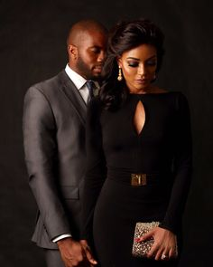 Couple Posing, Couple Portraits, Studio Portraits, Couple Shoot, Studio Photos, Black Love Couples, Cute Couples, Wedding Photoshoot, Wedding Pics