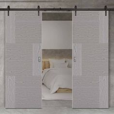A fantastic range of Thruslide Traditional interior sliding doors in oak, walnut, and white finished. Internal Sliding Doors, Barn Style Sliding Doors, Sliding Door Systems, Traditional Interior, White Doors, Ceiling Height, Contemporary Style, Flooring, Face