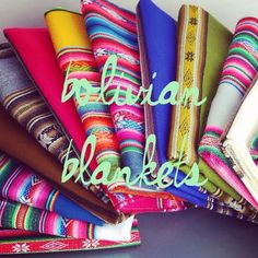 shop fabrics from south america #tribal #aztec