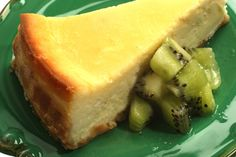 40 Impressive Birthday Cake Recipes : Kiwi Cheesecake - CHOW