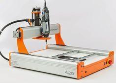 Stepcraft 2 Universal Desktop CNC Machine And 3D Printer In One / TechNews24h.com