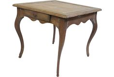 HOME DECOR – FURNITURE – TABLE – END TABLE – 18th-C. Italian Table on OneKingsLane.com