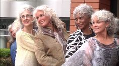 Silver Sisters meet in Charlotte! They are truly GORGEOUS!!!