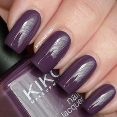 KIKO 379 - dusty purple