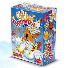 Chicken Bonanza - gra zręcznościowa dla dzieci