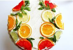 Not really a recipe, but how beautiful! Definitely need to do this.