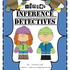 Common Core AlignedThis mini set of activities will reinforce making inferences.  1)  Teacher reads clues and the students have to cut and past...