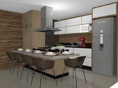 Projetos de Cozinha - Susan Daiane
