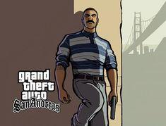 Grand Theft Auto concept | Grand Theft Auto: San Andreas Concept Art San Andreas Grand Theft Auto, San Andreas Gta, Cool Chest Tattoos, Chest Tattoos For Women, All Video Games, Video Game Art, Rockstar Games Gta, Mafia, Gta Funny