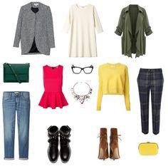 Otoño Polyvore, Image, Fashion, Moda, Fasion, Fashion Illustrations, Fashion Models