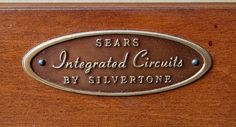Sears Intergrated Circuits by Silvertone