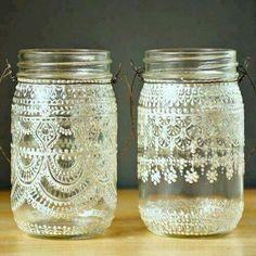 Pin de Marianna Nagy en burlap,tin and jar ☺   Pinterest ...