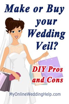 Make a Veil Archives - My Online Wedding Help. Wedding Planning Tips & Tools to Plan Your Wedding Wedding Planning Tips, Budget Wedding, Plan Your Wedding, Wedding Blog, Wedding Ideas, Wedding Crafts, Wedding Things, Event Planning, Wedding Stuff