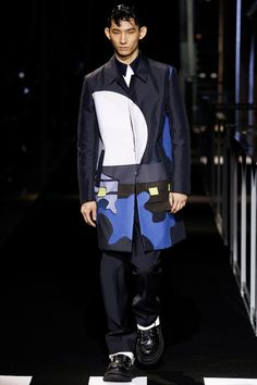 Kenzo | Fall 2014 Menswear Collection | Paris