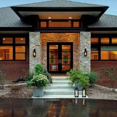 Double Front Door Design, Pictures, Remodel, Decor and Ideas