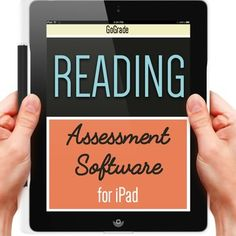 Use your iPad to quickly assess reading comprehension, reading strategies and reading responses. Instantly record detailed and meaningful reading performance assessments with a single tap. No typing or paperwork required! GoGrade also generates an overall grade and descriptor for each skill.Included Performance Assessment Rubrics:-Reading Strategies-Reading Comprehension-Reading Response AnalysisAll rubrics and rubric categories are fully EDITABLE to meet the needs of your classroom.
