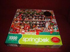 40 years of HALLMARK - Keepsake Springbok Puzzle