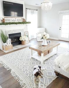 Living Room Area Rugs, My Living Room, Home And Living, Living Room Decor, Dining Room, Sofas, Up House, Home Remodeling, Home Goods