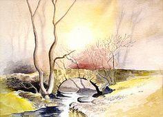 david bellamy watercolour - Google Search