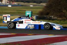 Felipe Schmauk  http://www.racing5.cl/tag/racing5-army/