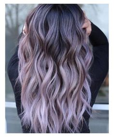 Blond Pastel, Blond Ombre, Pastel Ombre Hair, Ombre Hair Dye, Short Pastel Hair, Ombre Hair Brunette, Ombre Hair Color For Brunettes, Short Hair, Purple Grey Hair
