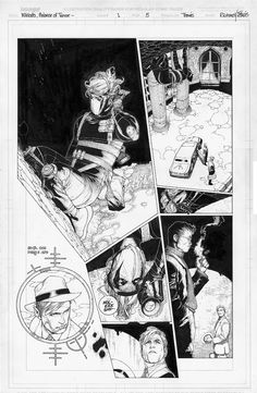 Wildcats Vol. 2: issue 1 page 5 - Travis Charest