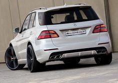 Mercedes ML Tuning Kicherer Mercedes Benz Ml, Mercedes M Class, New Mercedes, Mercedes Benz Cars, Daimler Benz, Black Wheels, Bmw M4, Toys For Boys, Cover
