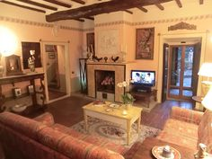 Lastra a Signa house rental - sitting room